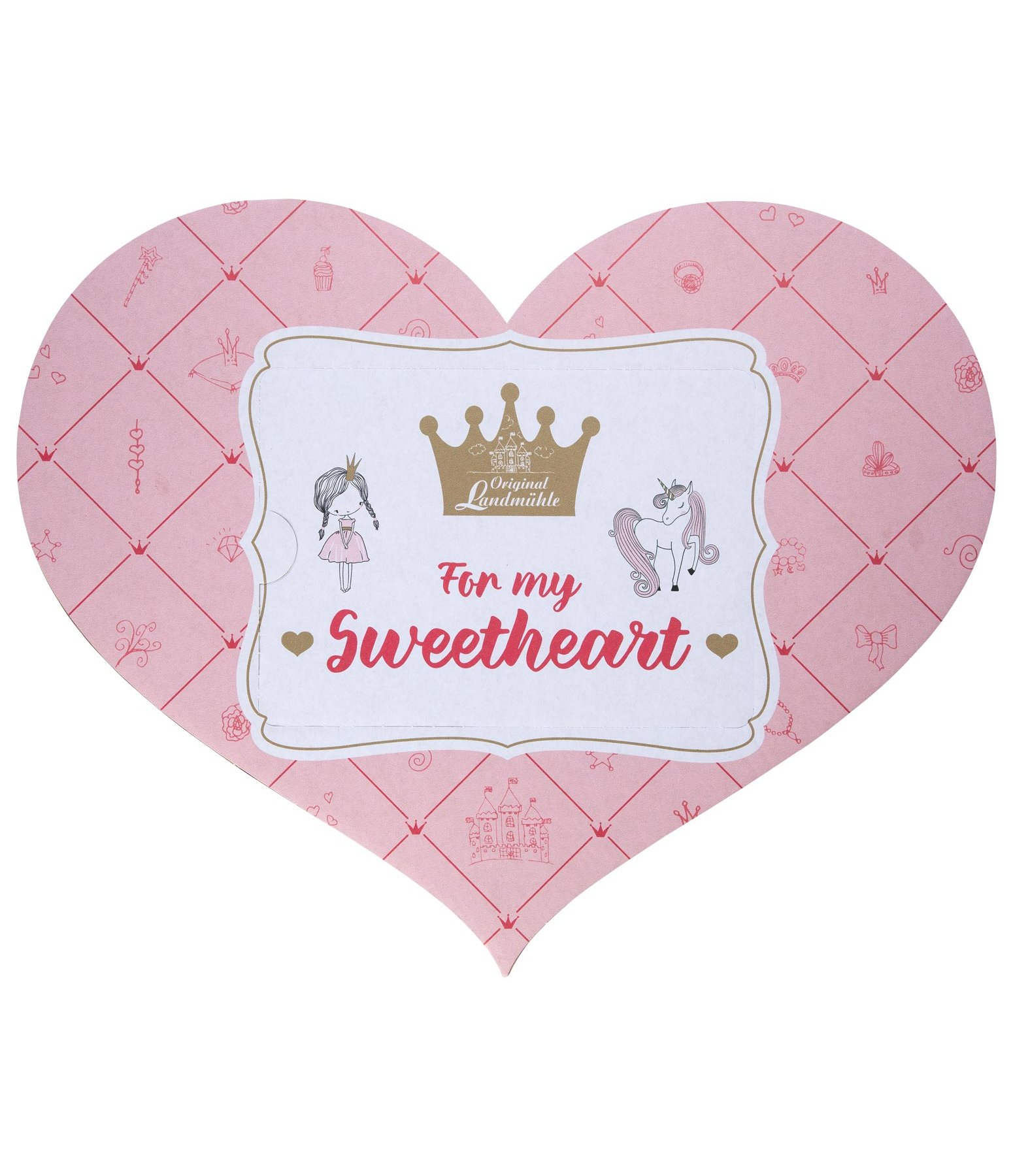 For my Sweetheart snoepjes