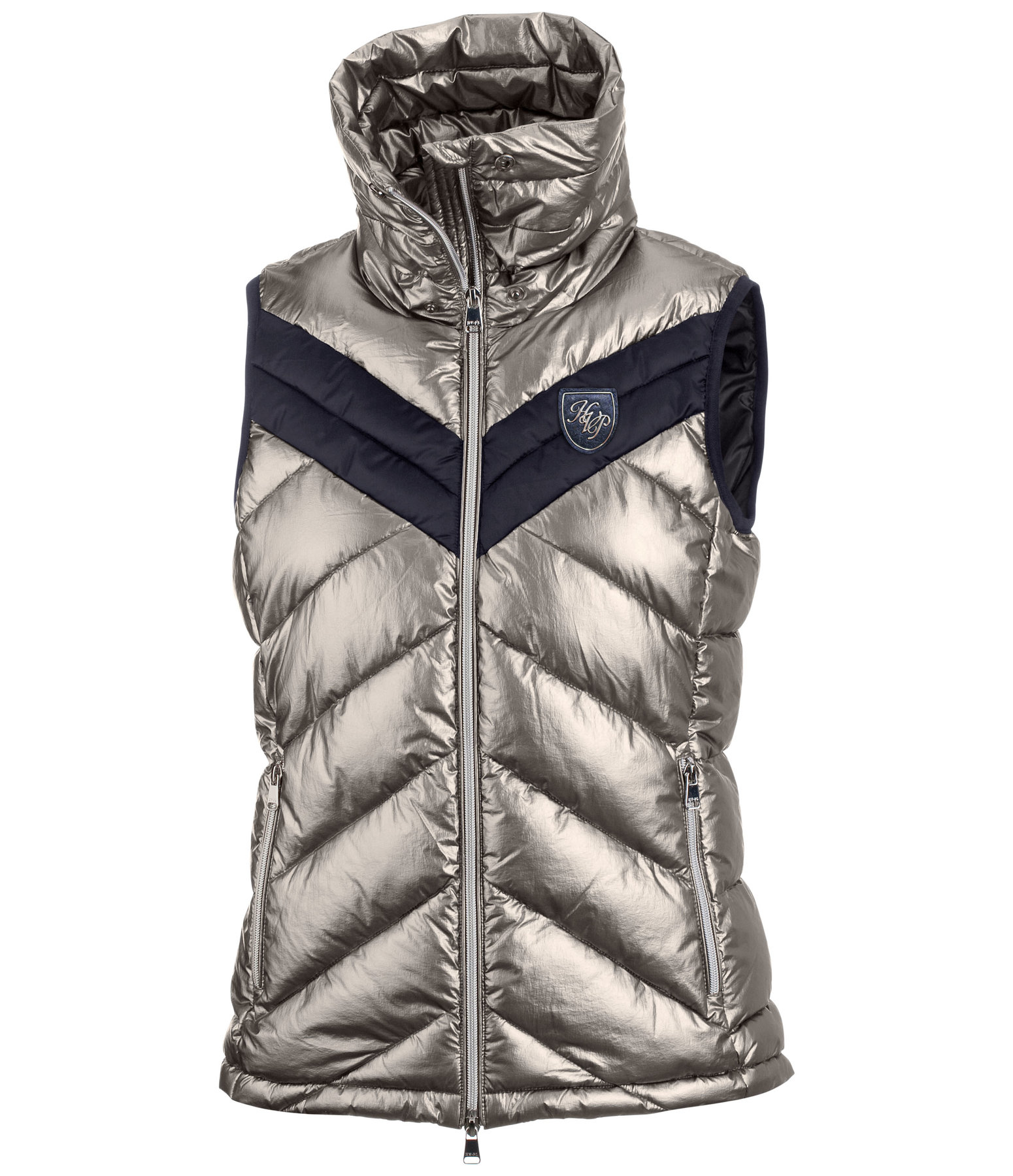Downlook bodywarmer Juniper