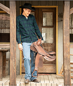 Western-Outfit Roscoe grün - OF000299